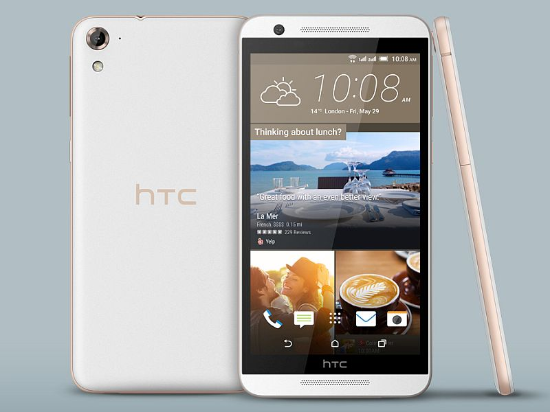 How to boot into safe mode on HTC One E9s dual sim