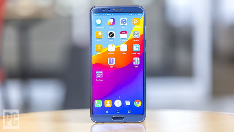How to boot into safe mode on Honor View 10