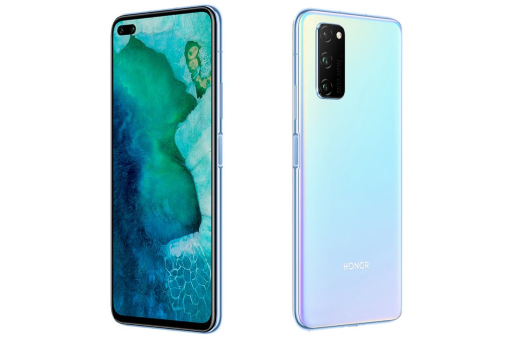 How to boot into safe mode on Honor View30 Pro