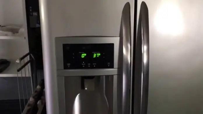 Refrigerator Error Codes