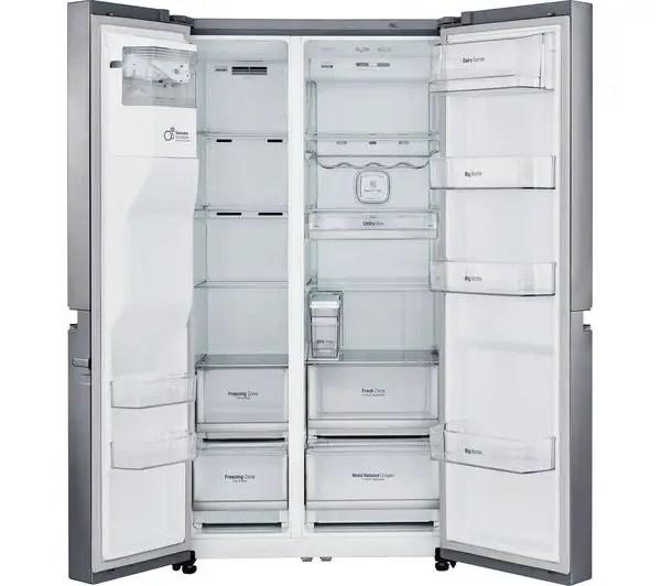 LG Refrigerator Error Codes