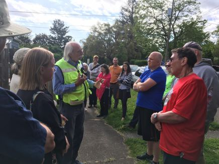 Salem community walk