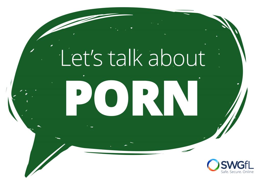 Let's Talk About Porn