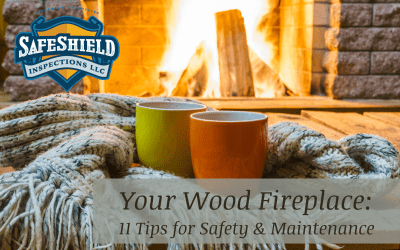 Your Wood Fireplace: 11 Tips for Safety and Maintenance