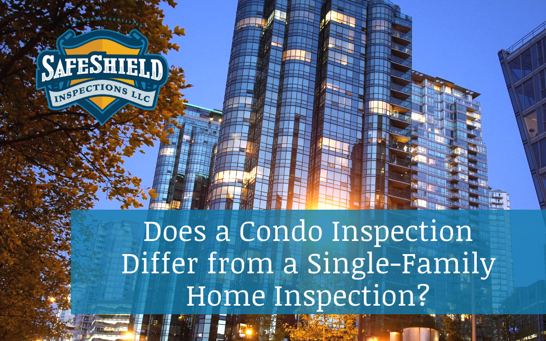 Does a Condo Inspection Differ from a Single-Family Home Inspection?