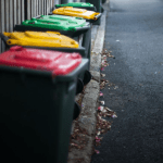 Keep bugs out of your house: store trash properly