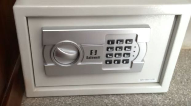 best home safe for cash
