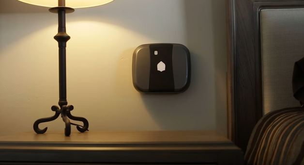 biometric gun safe bedside