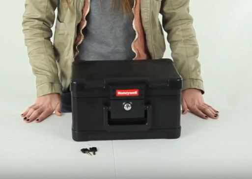 fireproof safe box for home