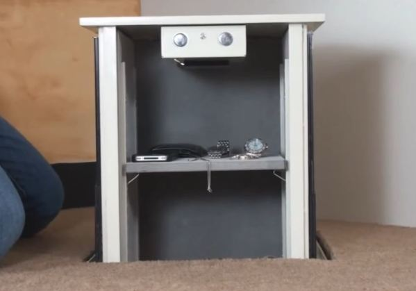 floor safes for the home