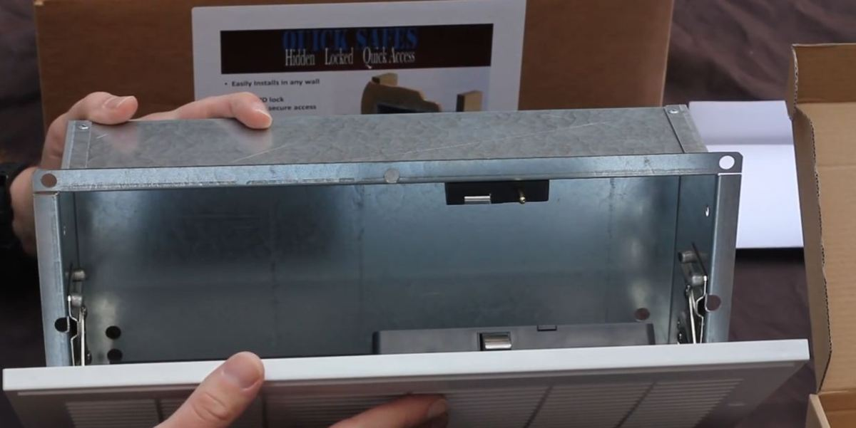 hidden safes diy
