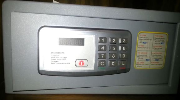 reviews of small home safes