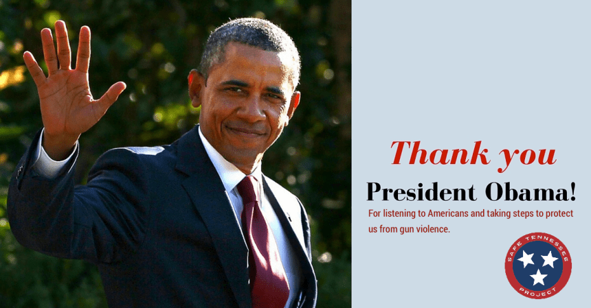 POTUS Thank You