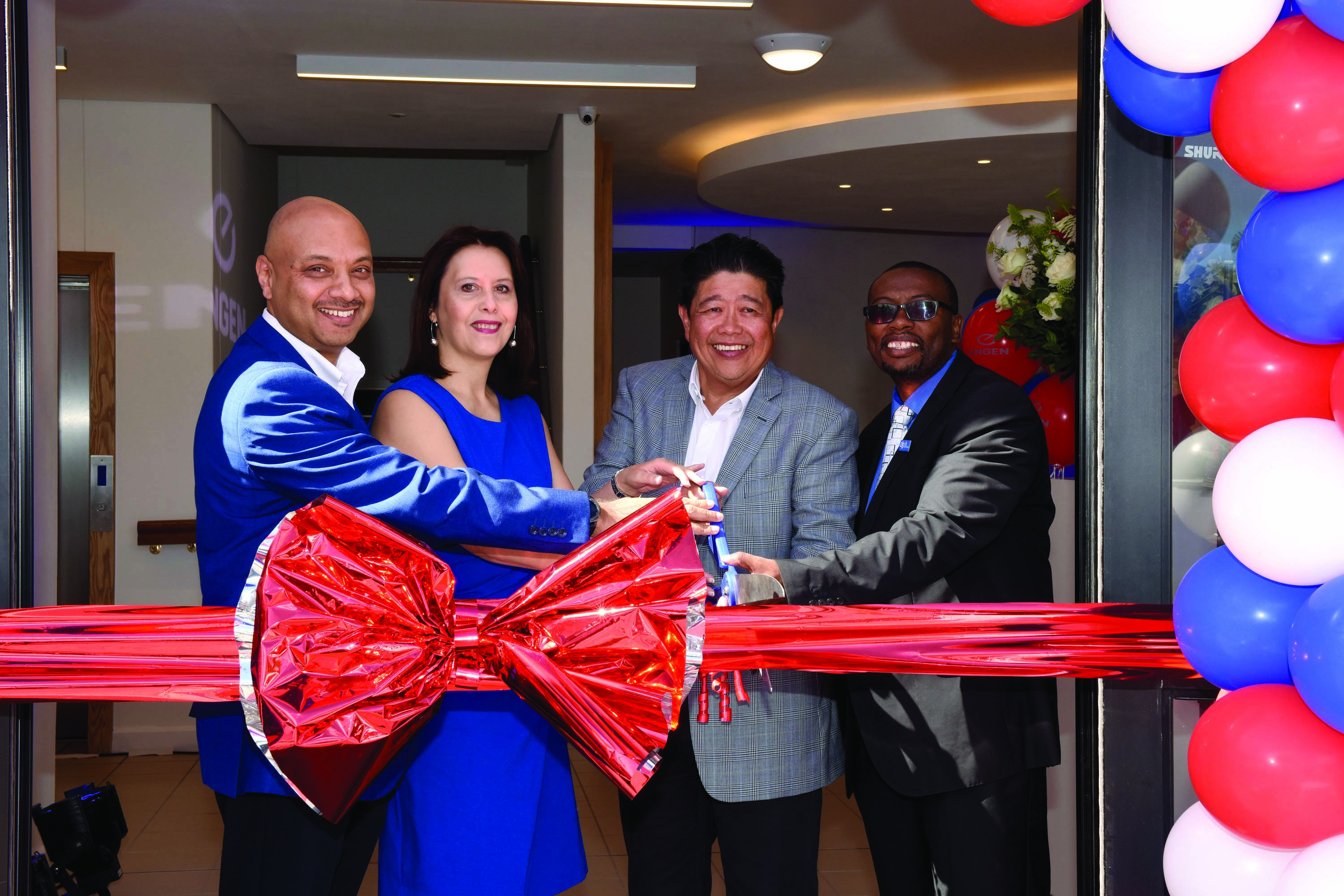 Engen Integrated Energy Centre uplifts Bushbuckridge community