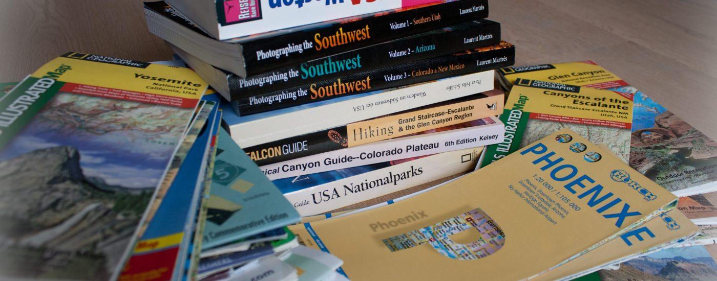 Reiseführer USA Südwesten