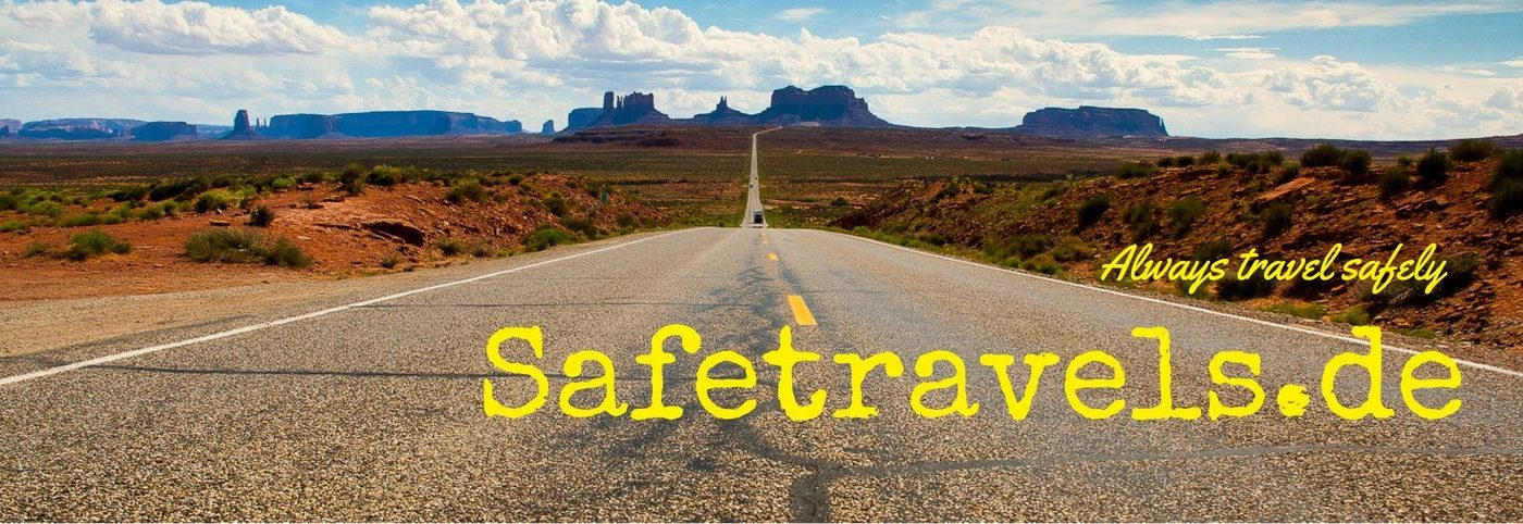 Safetravels Header