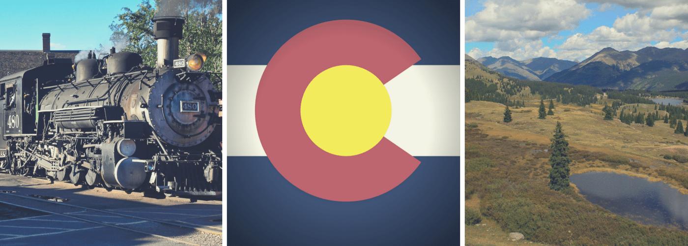 Colorado Travelogs Titel Blog