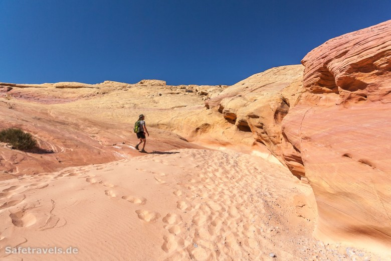 Pink Canyon im Valley of Fire