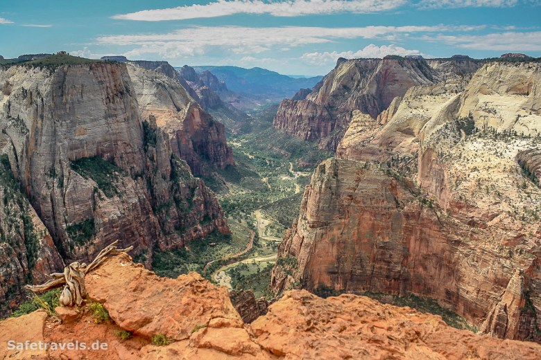 Zion´s Observation Point