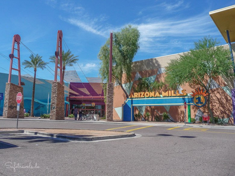 Arizona Mills Mall in Tempe bei Phoenix