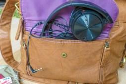 Rückwärtige Taschen der 2 Sues