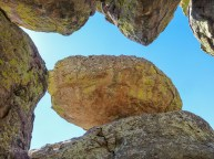 Balanced Rock im Echo Canyon