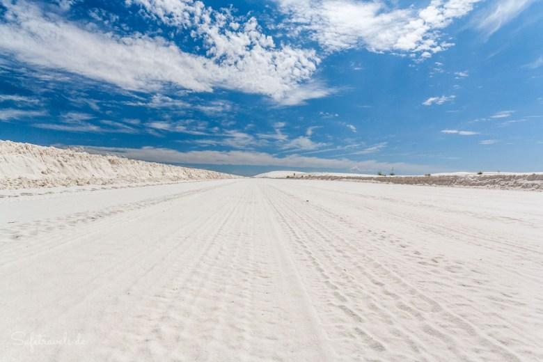 White Sands Piste