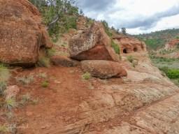 Trail zu den Caves