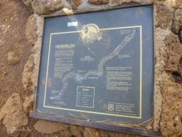 Übersichtskarte der Lava River Cave