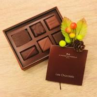 LA MAISON DU CHOCOLATさん アタンション6粒入の商品写真
