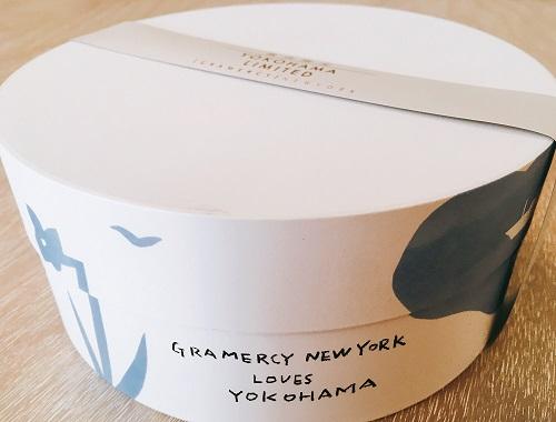 グラマシーニューヨーク 横浜 LIMITED BOXの外装
