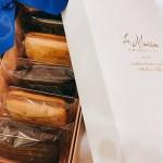 分厚いチョコとサックサクのクッキー♡ ラ・メゾン白金さんのショコラサンド