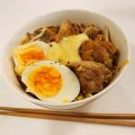 日清カップヌードル紹介!カレーヌードル味 Plus バターチキン with 卵チーズ♬