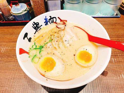 三豊麺 三ノ宮店の白特製とんこつ