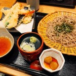 天ぷらと蕎麦の組み合わせが最高!そじ坊さんの「大海老天ざるそば」でサクッといきますか♬