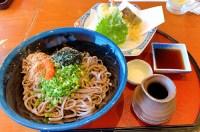 レストラン 至誠 やくもの天ぷらそば