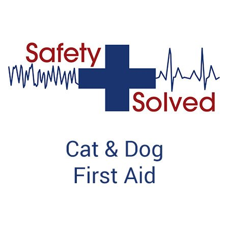 Cat & Dog First Aid