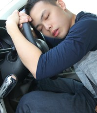 Dangers of sleep-impaired driving
