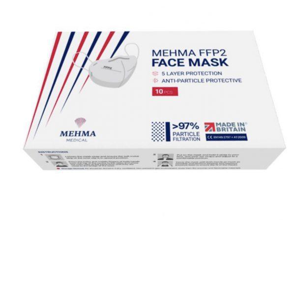 Mehma FFP2 Face Mask Packung vorne