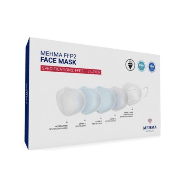 Mehma FFP2 Face Mask