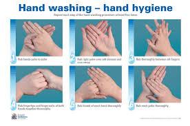 Hand wash hygiene