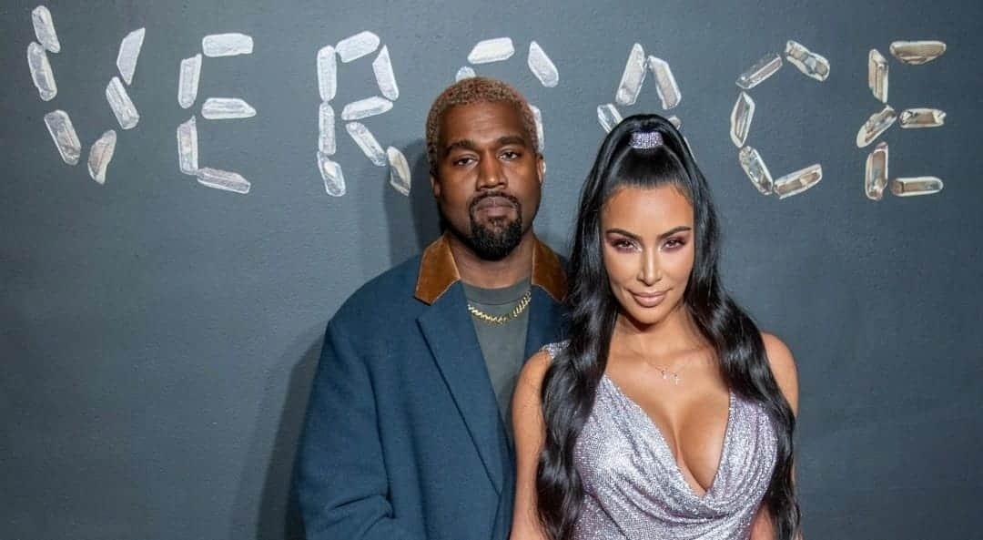 Kanye West déclare vouloir divorcer de Kim Kardashian West