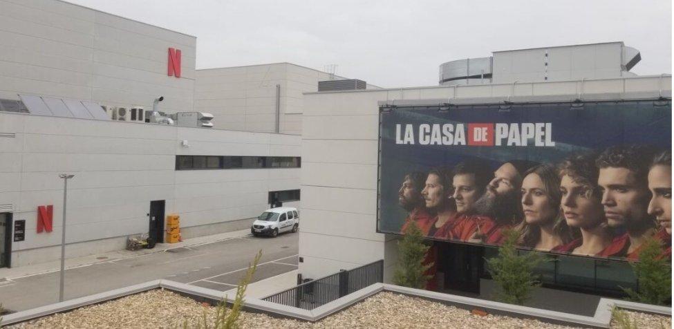 La Casa De Papel : on a surpris le tournage de la saison 5