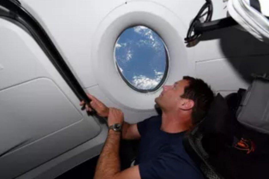 Thomas Pesquet raconte son quotidien dans l'espace