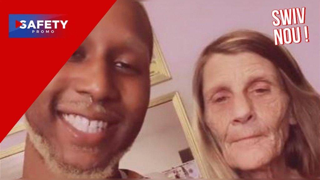 À 24 ans, il s'apprête à épouser Cheryl, une grand-mère de 61 ans: «elle a gardé l'esprit très jeune»