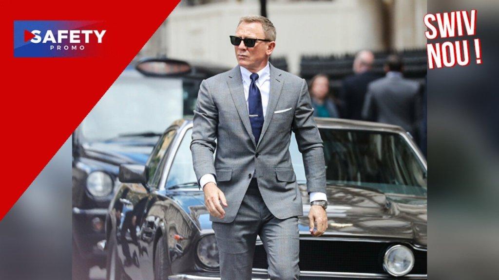 Monaco : 2000 euros pour voir le dernier James Bond avant tout le monde