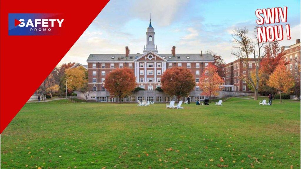 Harvard demeure la meilleure université au monde