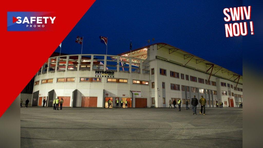 Norvège : des joueurs organisent une orgie… dans leur propre stade !