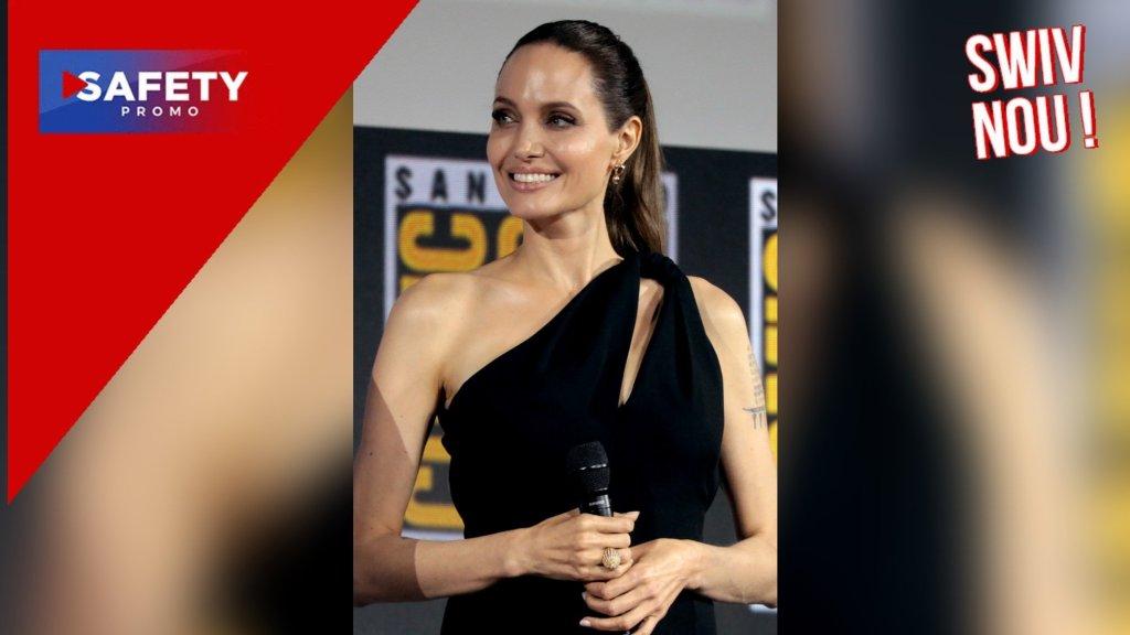 Angelina Jolie arrive sur Instagram pour partager la lettre d'une jeune Afghane