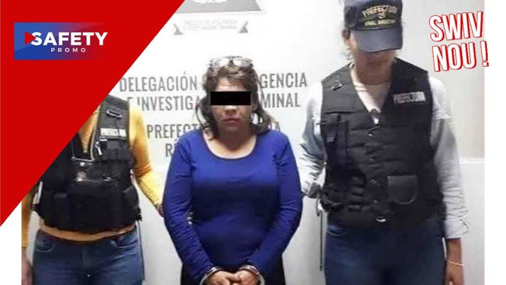 Mexique : Une femme poignarde son mari à cause de photos avec une autre, c'était elle plus jeune !